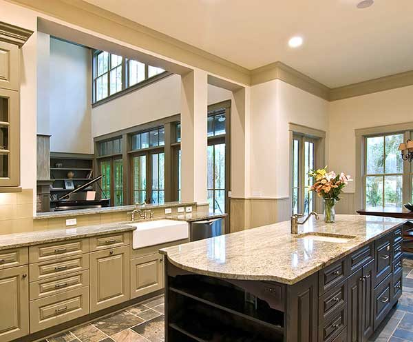 Modern Hamptons Style Kitchen Design Elite Kitchens