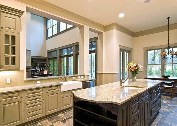 Top 20 Hampston Style Kitchen Design Ideas Modern Kitchen Designs